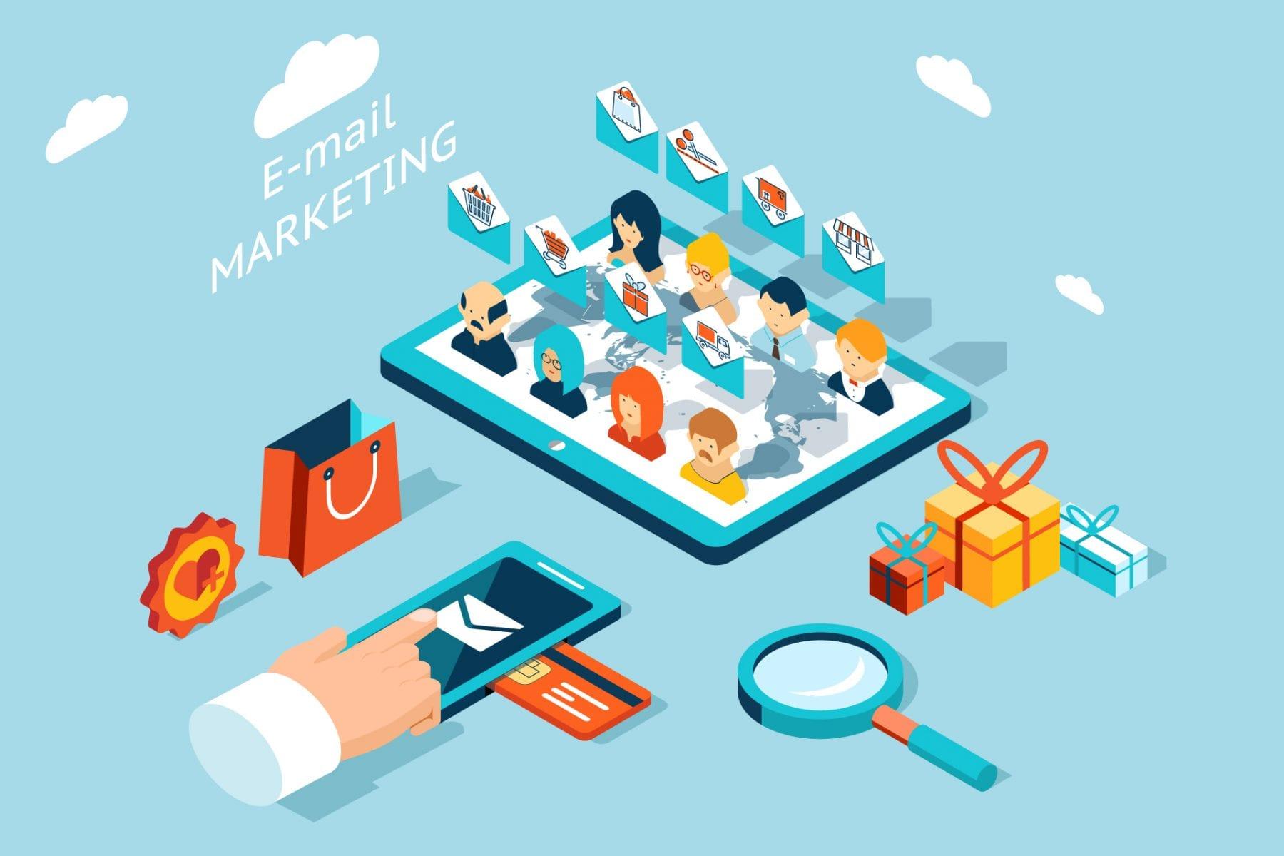 Como Criar uma Campanha de Email Marketing Eficaz | euDigital - Agência de Marketing Digital