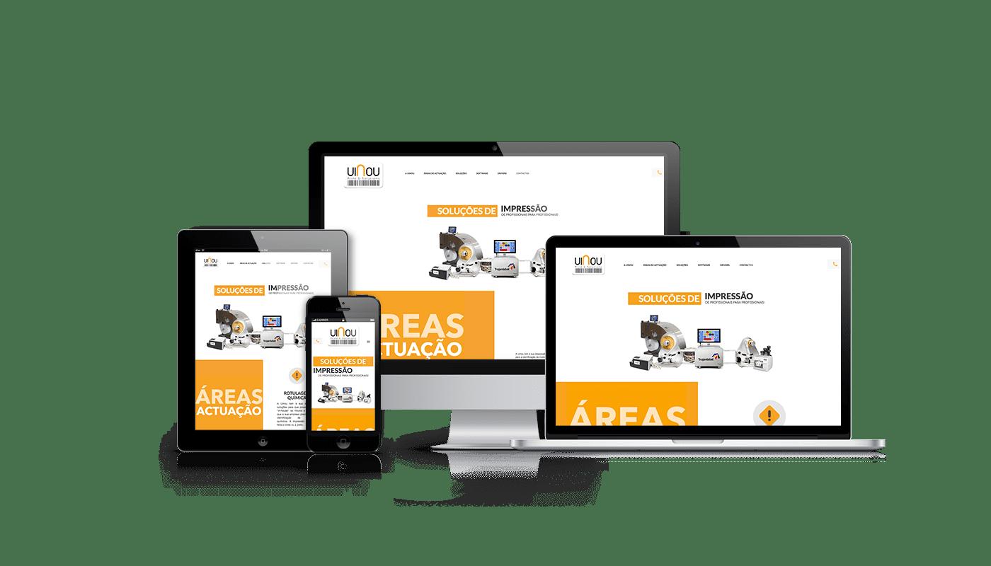 UINOU - euDigital - Agência de Marketing Digital - Criação de Websites