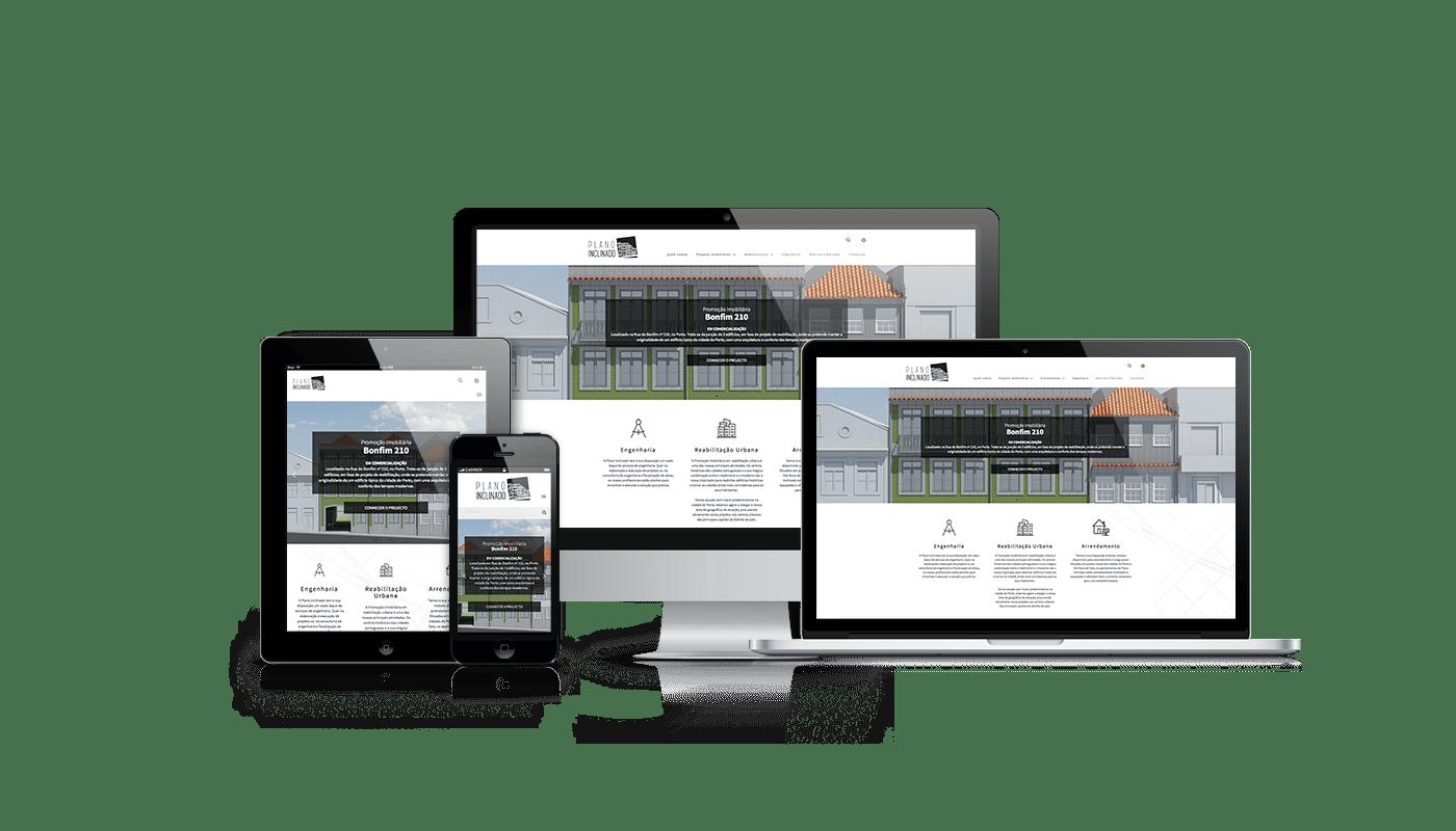 Plano Inclinado - euDigital - Agência de Marketing Digital - Criação de Websites e Branding